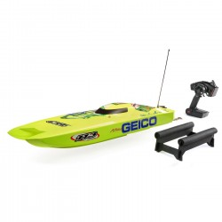 "Pro Boat Miss GEICO Zelos 36"" Twin Brushless Catamaran RTR"