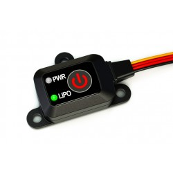 SkyRC Power Switch 4-12V 10Amp