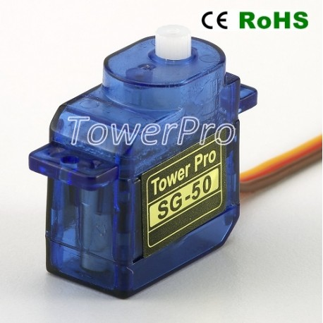 Tower Pro SG50 Micro Digital Servo