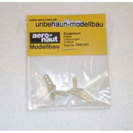 Aero-Naut Ruderhorn 12mm (2pcs)