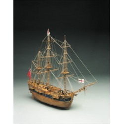 Mantua Model 1/60 Endevour Wooden Kit