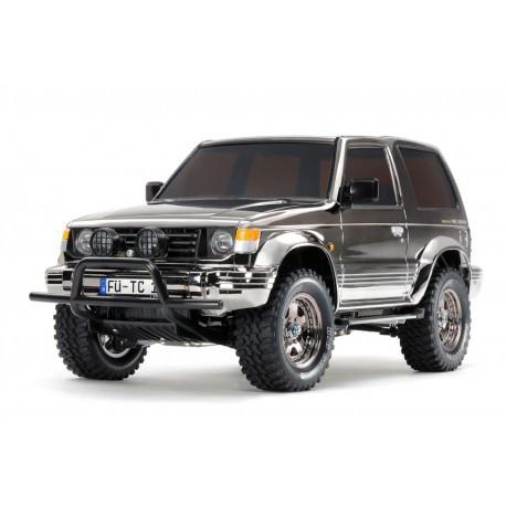 Tamiya 1/10 Mitsubishi Pajero Metal Top Black Metallic