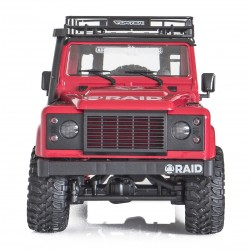 Funtek 4x4 Raid Version 1 Red 1/12 RTR