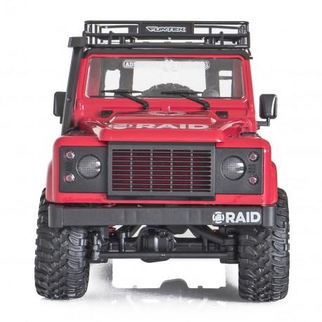 Funtek 4x4 Raid Version 1 Red 1/12 RTR