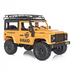Funtek 4x4 Raid Version 1 Yellow 1/12 RTR