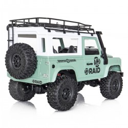 Funtek 4x4 Raid Version 1 Green 1/12 RTR