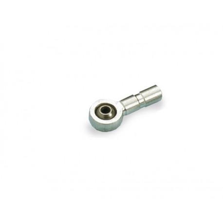 Graupner Ball Joint Beam Aluminium with Steel Ball, M3