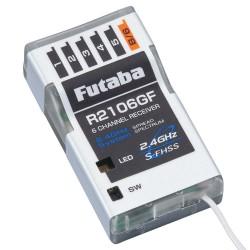 Futaba R2106GF 6-Channel S-FHSS Micro Receiver