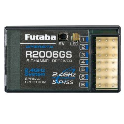 Futaba R2006GS 6-Channel S-FHSS Receiver 6J