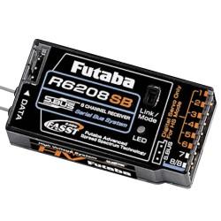 Futaba R6208SB S.Bus 8-Channel FASST HV Receiver