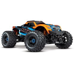 Traxxas 1/10 Scale Maxx Monster Truck (Orange)