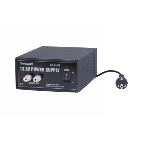 Graupner Switch-Mode Power Supply PSU, 13.8 V / 40 A