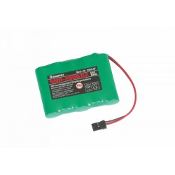 Graupner Receiver Battery 5NH-2600 RX RTU, SJ flat