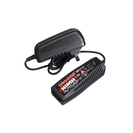 Traxxas Charger, AC, 2A NiMH Peak Detecting (5-7 cell, 6.0-8.4 volt, NiMH only)