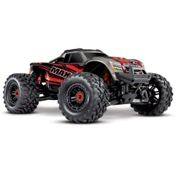 Traxxas 1/10 Scale Maxx Monster Truck (Red)