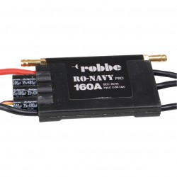 Robbe Ro-Control Navy 6/160 2-6S 160A Brushless BEC