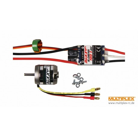 Multiplex Drive for EasyGlider 4