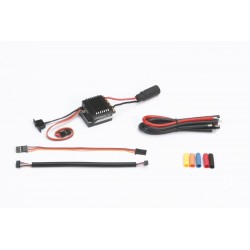 Graupner ESC Brushless GM-GENIUS 90R PRO V2, Integrated Telemetry