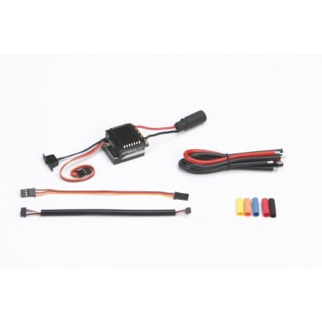 Graupner ESC Brushless GM-GENIUS 90R PRO V2, Integrated Telemetry