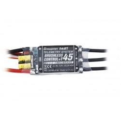 Graupner Telemetry System Brushless Control +T45 XT-60