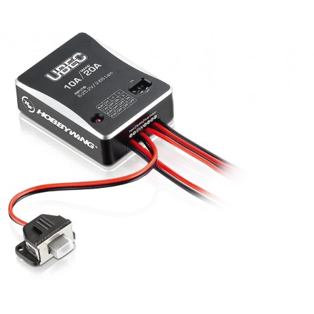 Hobbywing DC-DC Regulator UBEC-10A (2-6S)