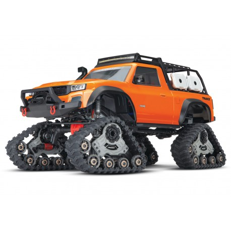 Traxxas TRX-4 Sport 4WD 1/10 Equipped with TRAXX