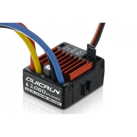 Hobbywing Quicrun Waterproof 1060 Brushed ESC (60A) SBEC
