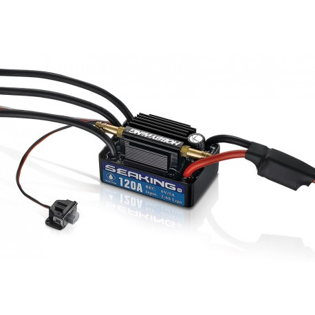 Hobbywing Seaking 120A V3 Speed Controller