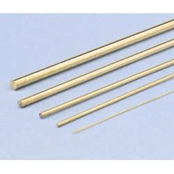Aero-naut Brass Rod (1000x0,5mm)