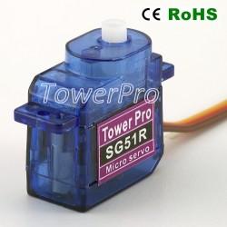 Tower Pro Servo SG51R