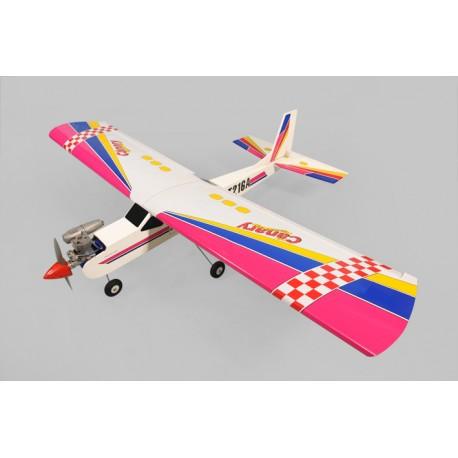 Phoenix Model Canary Size .46-.55 GP/EP 1:6 ARF