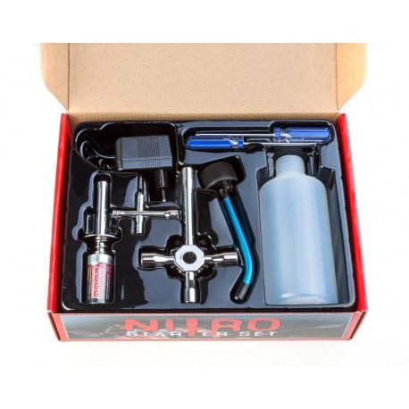 Robitronic Nitro Starterkit (Glow Starter 200mAh, Fuel Bottle, Tools)
