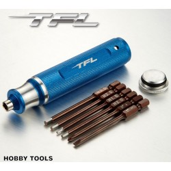 TFL Interchangeable 6-in-1 Mini Multi-function Screwdriver Set