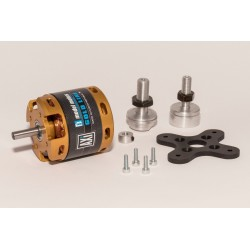 Axi Motors Brushless 4120/18 Gold Line V2