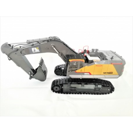 FM Electrics 1592 1/14 RC Crawler Excavator XL RTR