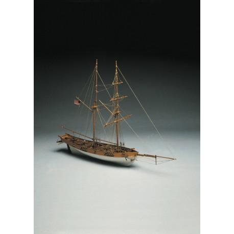 Mantua Model 1/40 Albatross Wooden Kit