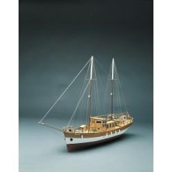 Mantua Model 1/43 Trotamares Wooden Kit
