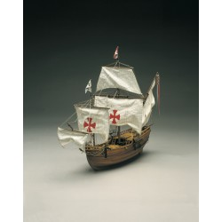 Mantua Model 1/50 Caravel Pinta