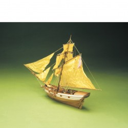 Mantua Model 1/45 Jamaica Ship Kit
