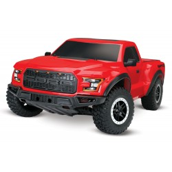 Traxxas Ford F-150 Raptor Red 1/10 2WD RTR