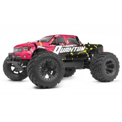 Maverick Quantum MT 4WD 1/10 Monster Truck Pink RTR