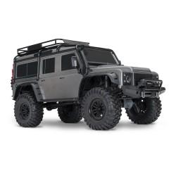 Traxxas TRX-4 Land Rover Defender Silver