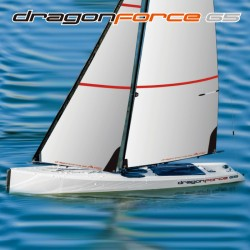 Joysway Dragon Force 65 V6 RC Sailing Boat