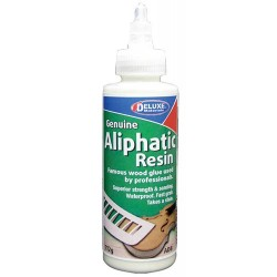 Deluxe Model Aliphatic Resin 112g