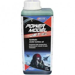 Deluxe Materials Power Model Jet Oil LU02
