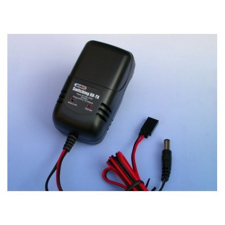 Prolux AC TX / RX Switching 100-240V Charger