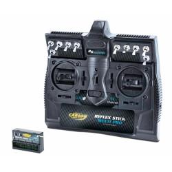 Carson FS Reflex Stick Multi Pro 2.4G 14CH with RX