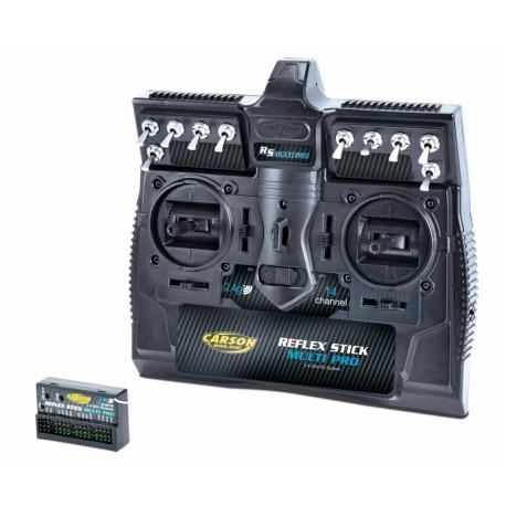 Carson FS Reflex Stick Multi Pro 2.4G 14CH