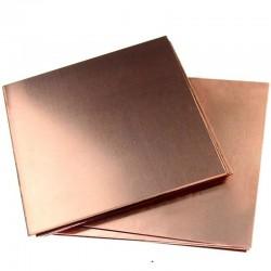 Aero-Naut Copper Sheet 200x200x0.6mm