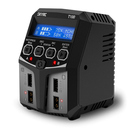 SKY RC T100 Dual Balance Charger